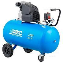 Передвижной компрессор Abac Estoril L30P (поршневой)