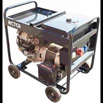 Генератор бензиновый Исток АБ10-Т400-ВМ111Э