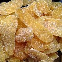 Имбирь в сахаре (цукаты из имбиря), Fuhang, 118 гр