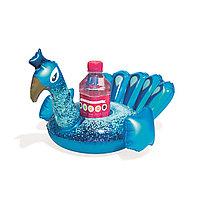 Надувной плавающий держатель для напитков Fashion 22.5x22.5/34.5x31 см  BESTWAY  34104