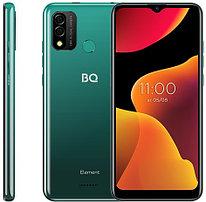 Смартфон BQ-6645L Element Глубокий Зеленый /  BQ-6645L Element зеленый