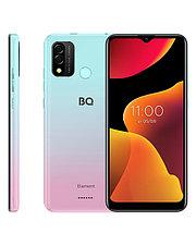 Смартфон BQ-6645L Element Мятно-Розовый /  BQ-6645L розовый