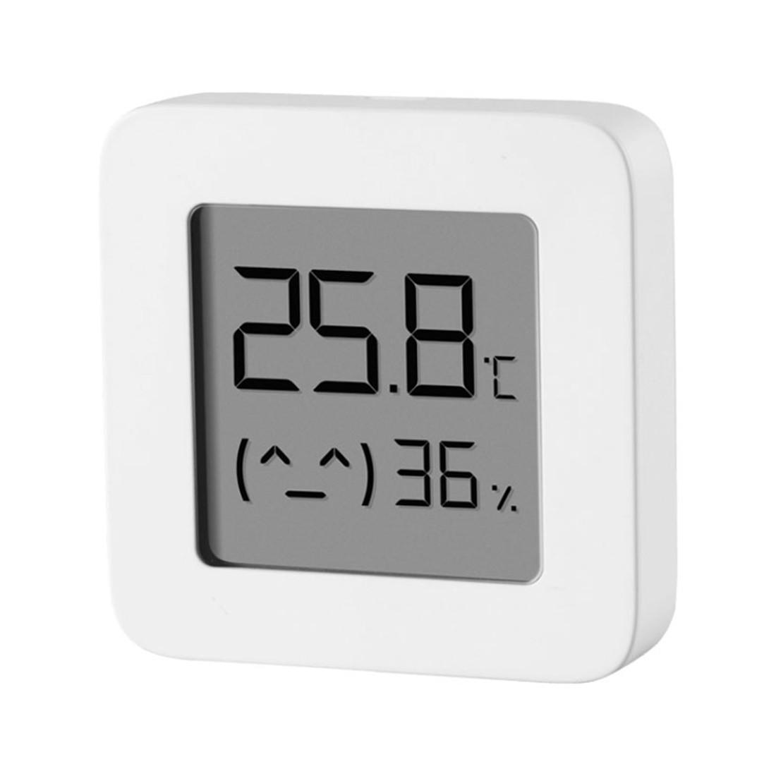 Датчик температуры и уровня влажности , Xiaomi, Mi Smart Home, NUN4013/NUN4019TY/NUN4126GL, Bluetooth, Белый