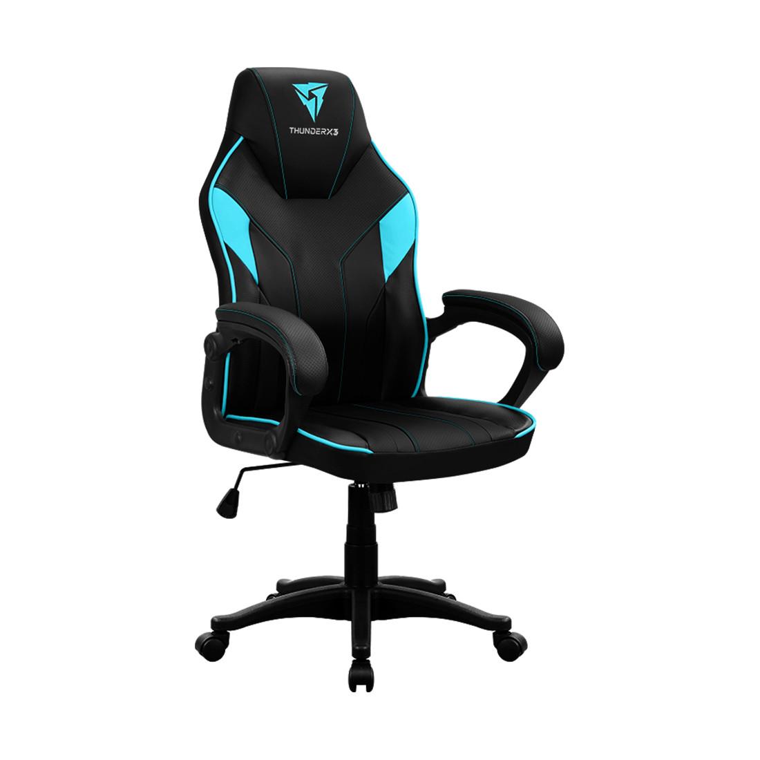 Игровое компьютерное кресло, ThunderX3, EC1 BC, Искусственная кожа PU AIR, (Ш)64*(Г)70*(В)111 (121)