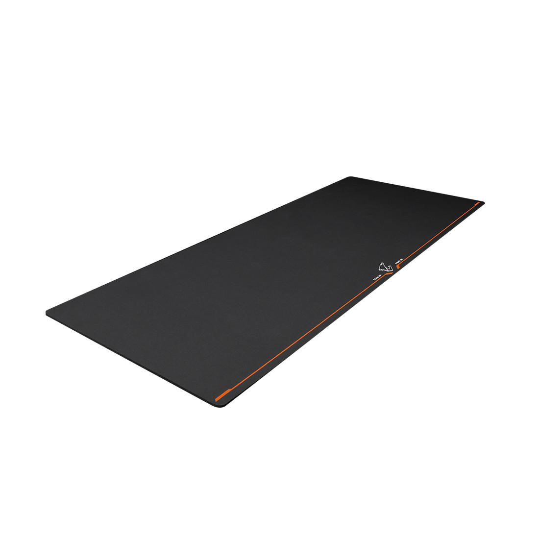 Коврик для компьютерной мыши, Gigabyte, GP-AMP900 Large, 430*370*1,8мм, Тканевый гибкий, Гладкая поверхность,