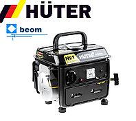 Бензиновый генератор HUTER HT950A (650 Вт | 220 В)