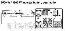 Инвертор EAST 3500W (3,5кВт, 24В), фото 3