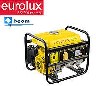 Бензиновый генератор EUROLUX G1200A  (1000 Вт | 220 В)