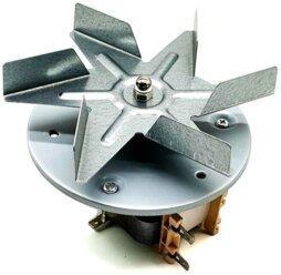 Вентилятор конвекции в сборе с крыльчаткой для духовки (коптилки)
