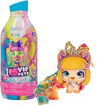 VIP Pets модные питомцы щенки в бутылке Color Boost