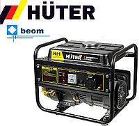 Бензиновый генератор HUTER HT1000L  (1000 Вт | 220 В)