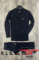 Термобелье Nike (комплект) черный