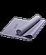 Коврик для йоги FM-101, PVC, 173x61x1,0 см, серый Starfit, фото 2
