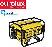 Бензиновый генератор EUROLUX G2700A  (2000 Вт | 220 В)