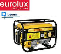 Бензиновый генератор EUROLUX G3600A (2500 Вт | 220 В), фото 1