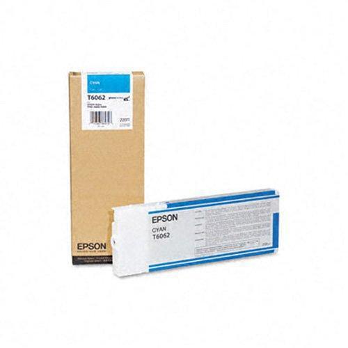 Картридж Epson C13T606200 SP-4880 голубой