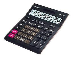 Калькулятор настольный CASIO GR-16-W-EP