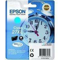 Картридж Epson C13T27124022 для WF-7110/7610/7620 голубой new