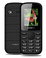 Мобильный телефон Texet TM-130 черный