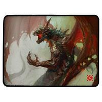 Коврик для мышки игровой Defender Dragon Rage M 360x270x3 мм, ткань + резина