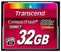 Карта памяти Compact Flash