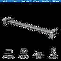 Разветвитель Trust Dalyx Aluminium 10-in-1 USB-C
