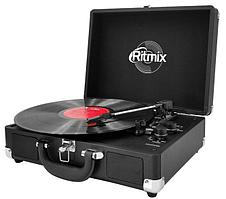 Проигрыватель виниловый Ritmix LP-120B черный