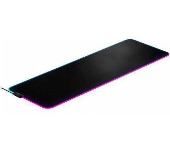 Коврик для мышки Steelseries QcK Prism Cloth XL 63826 черный