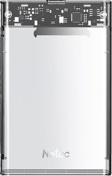 Бокс для SSD Netac WH11-30B0 прозрачный