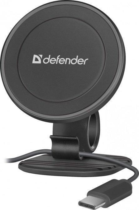 Держатель автомобильный Defender CH-115 черный