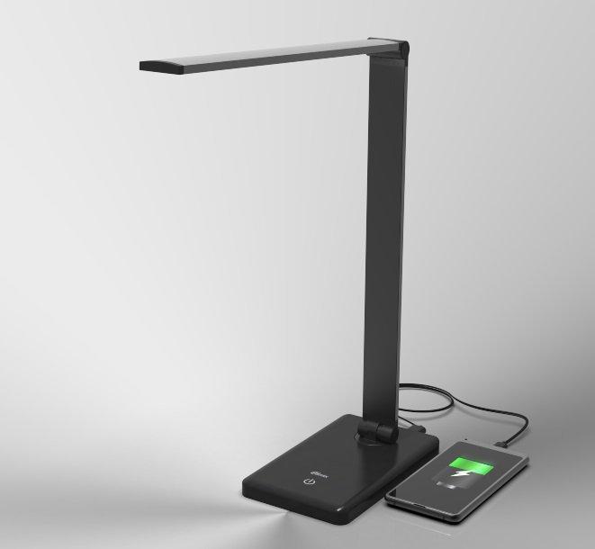 Настольная лампа Ritmix LED-540 черный