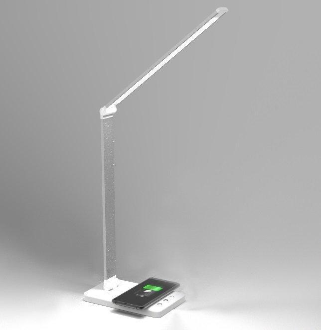 Настольная лампа Ritmix LED-1080CQi белый