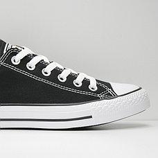 Кеды черно-белые низкие LUX, фото 3