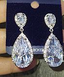 "Серьги с кристаллами ""Милена"", фото 2"
