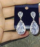 "Серьги с кристаллами ""Милена"", фото 4"