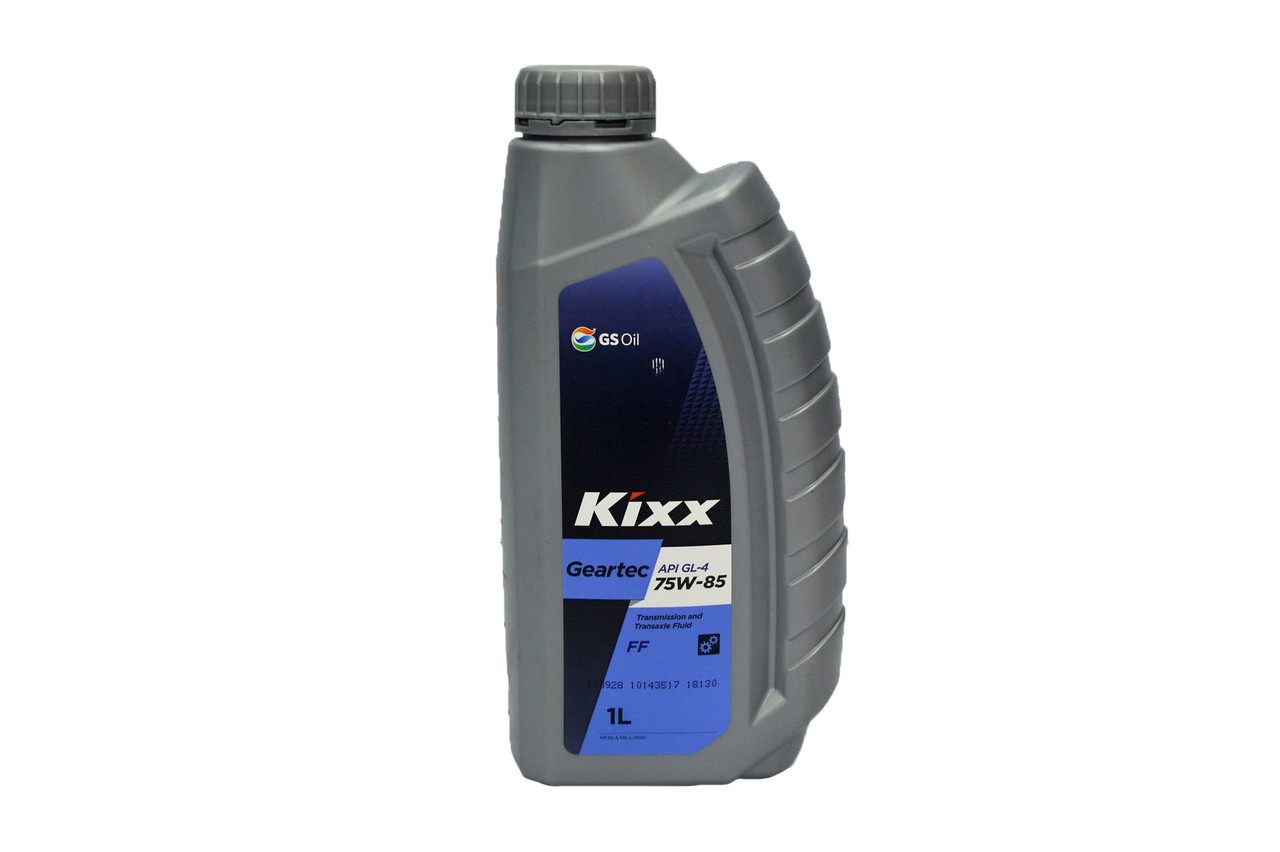 Масло трансмиссионное KIXX 75w85 1л.