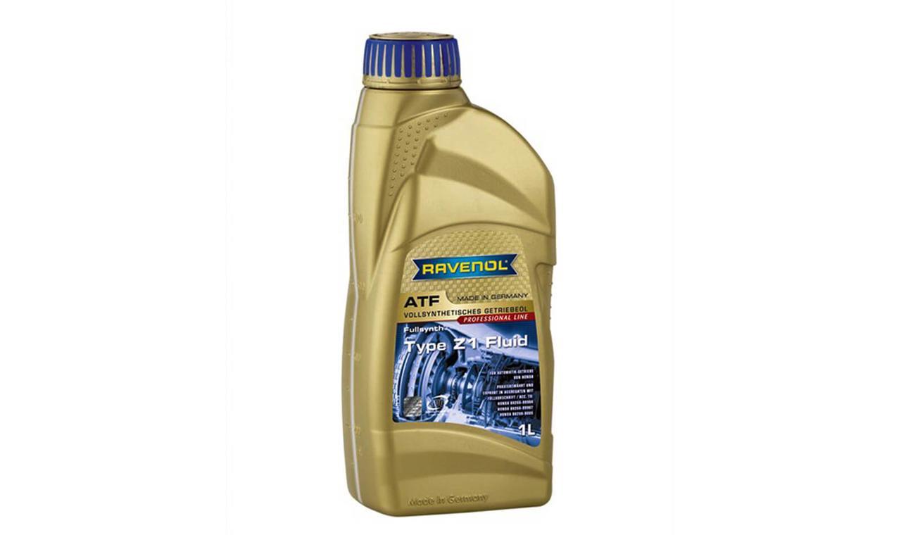Трансмиссионное масло RAVENOL ATF Z1 Fluid 1л.