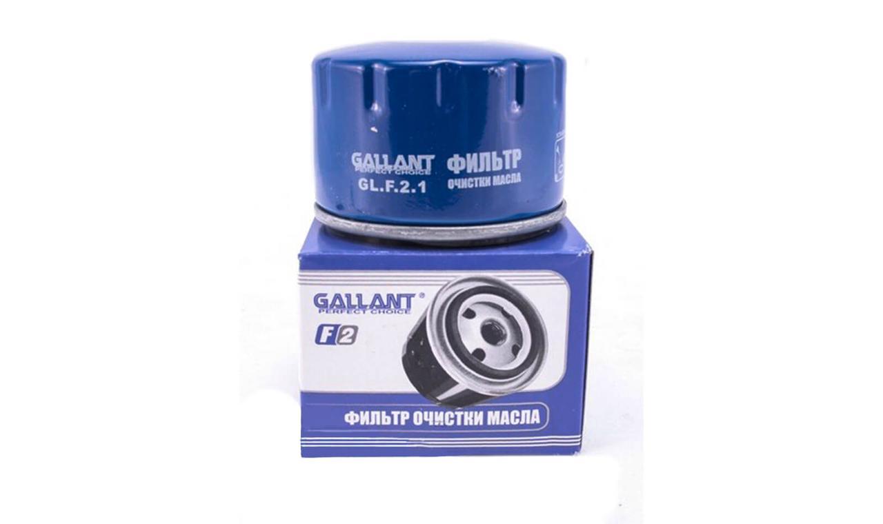 Фильтр масляный GALLANT GLF21  (PH5796,SM142)