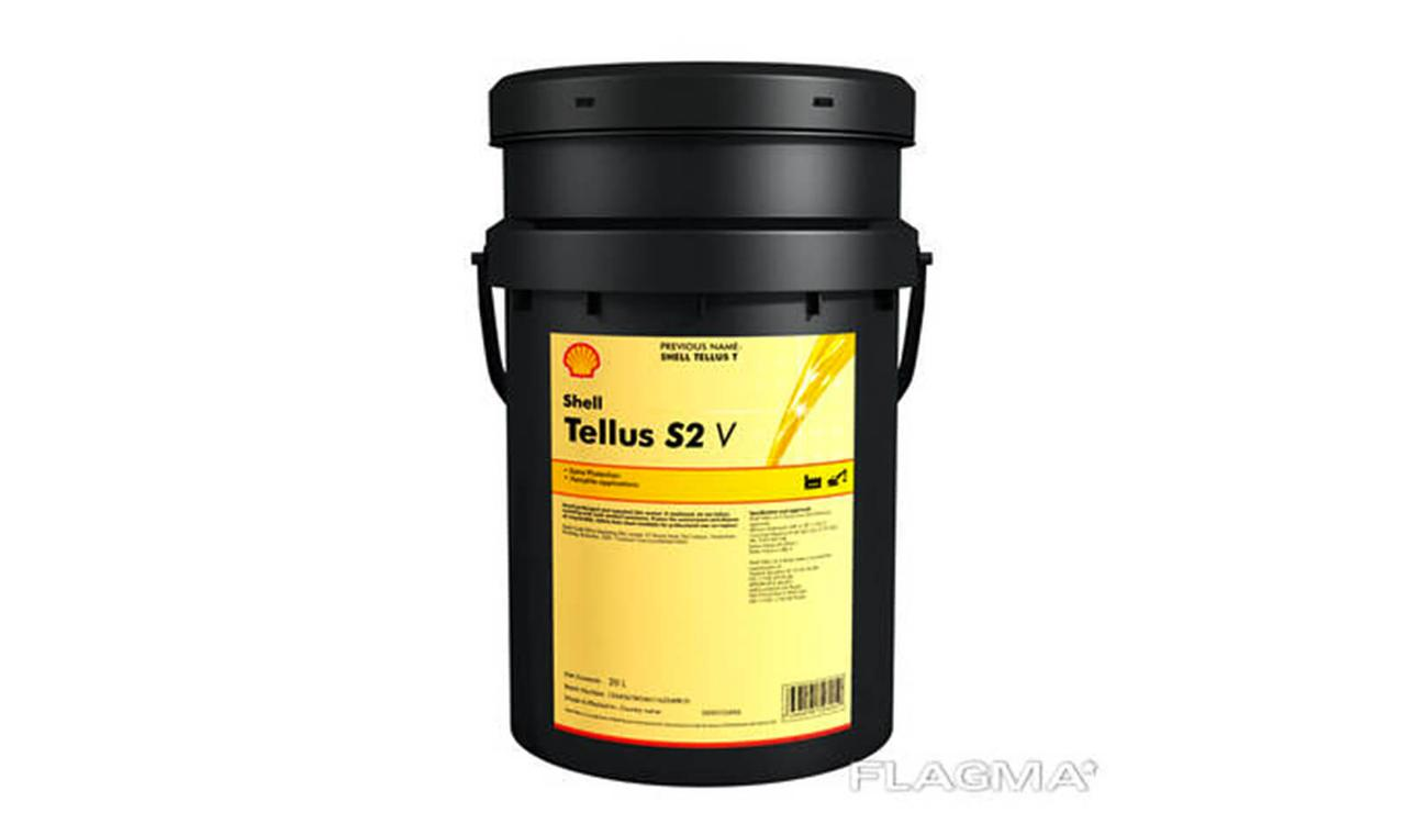 Масло гидравлическое SHELL Tellus S2 V 46 20л.