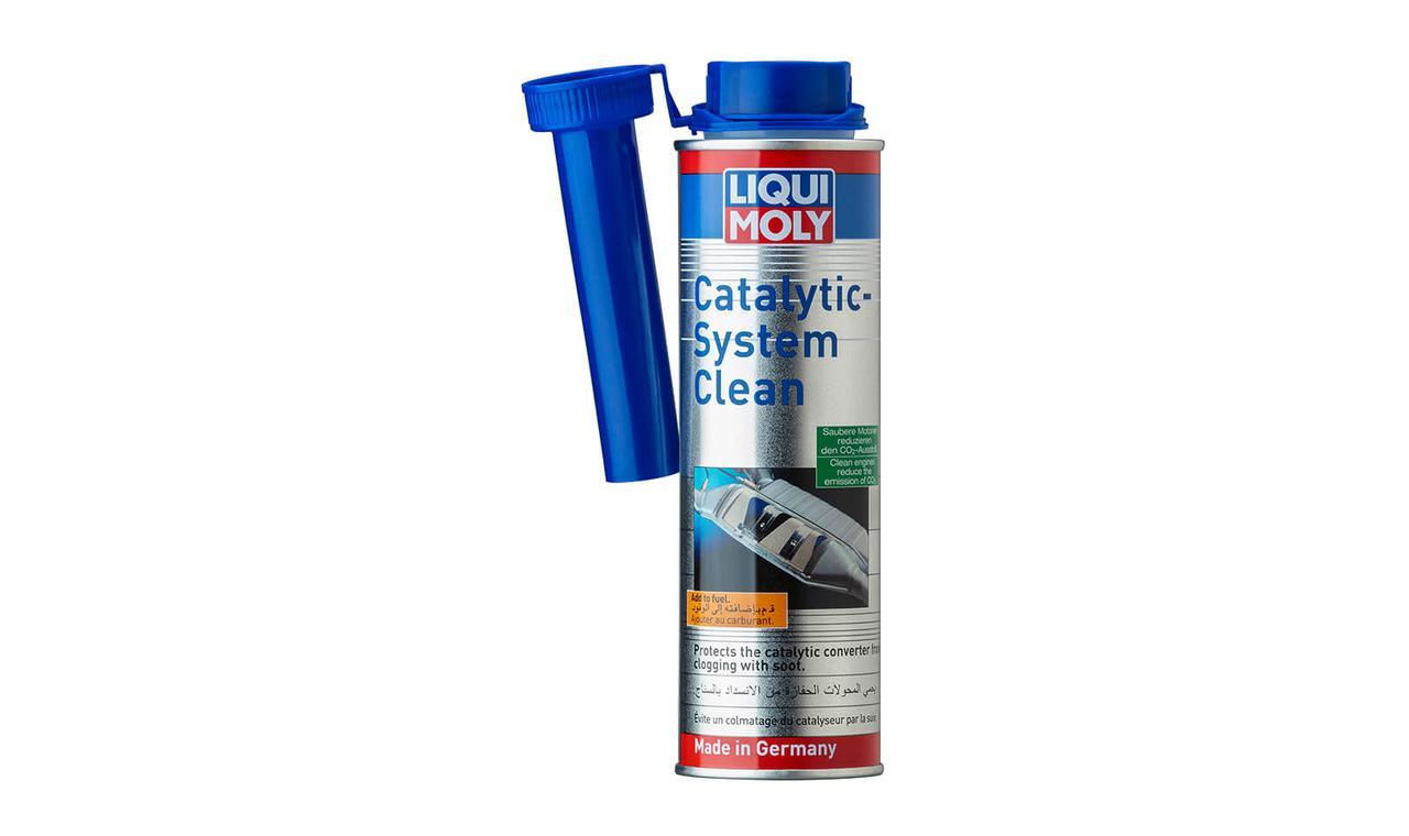 Средство для очистки катализаторов 300мл. LIQUI MOLY (7110)