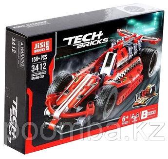 Конструктор гонка 3411 Jisi bricks (Decool) Technic