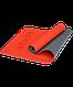 Коврик для фитнеса FM-202, TPE перфорированный, 173 x 61 x 0,5 см, ярко-красный Starfit, фото 4