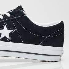 Кеды one star черно-белые, фото 3