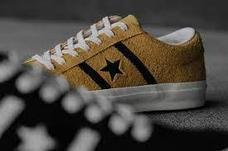 Кеды one star желтые, фото 2