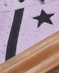 Кеды one star сиреневые, фото 2