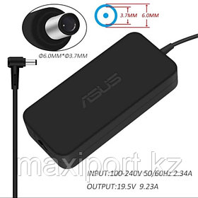 Зарядное устройство с переходником для ноутбуков ASUS 6.0X3.7 Zephyrus Tuf Rog  9.32A