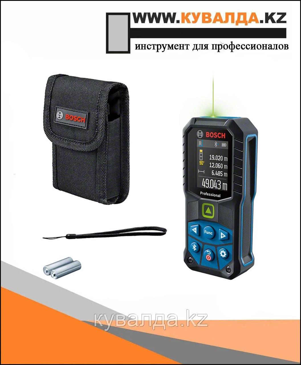 ЛАЗЕРНЫЙ ДАЛЬНОМЕР GLM 50-27 CG PROFESSIONAL