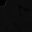 Худи однотонный - черный, фото 4