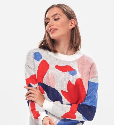 Tom Tailor  Женский пуловер -  А4
