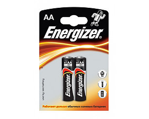 Батарейка Energizer AA2шт LR6 штучно